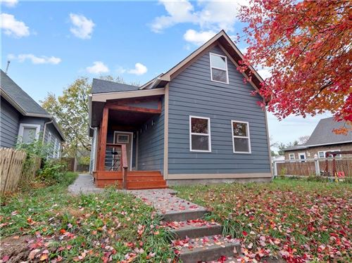 Photo of 538 North Hamilton Avenue, Indianapolis, IN 46201 (MLS # 21750976)