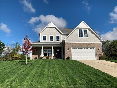Photo of 7586 BROWNSTONE Court, Greenfield, IN 46140 (MLS # 21787976)