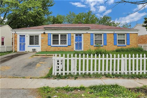 Photo of 3418 N Mitchner Avenue, Indianapolis, IN 46226 (MLS # 21793976)