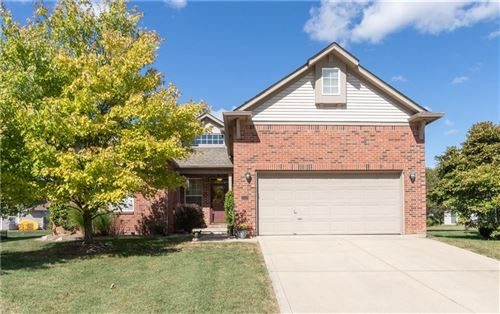 Photo of 9722 Berry Court, Carmel, IN 46032 (MLS # 21687977)