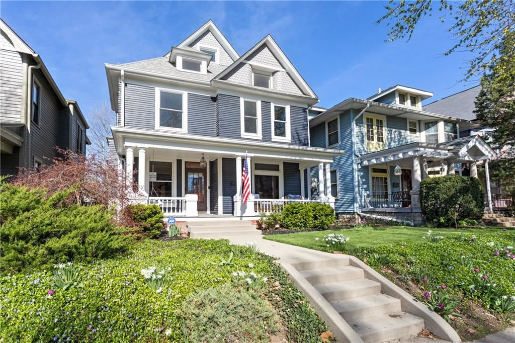 1930 North New Jersey Street, Indianapolis, IN 46202 - #: 21706977