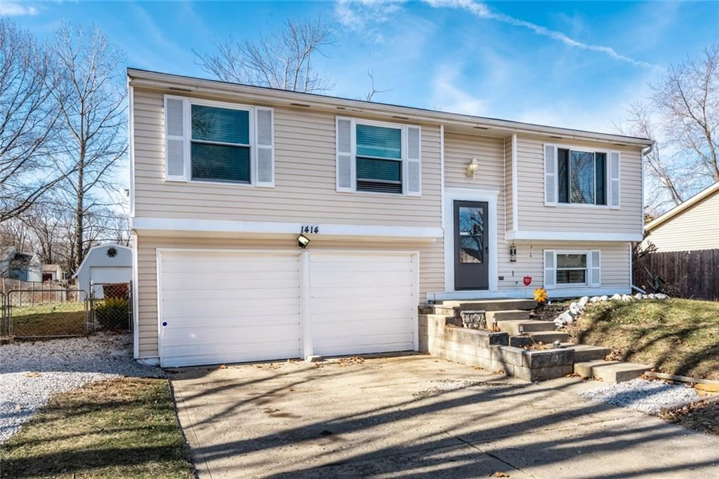 1414 BUTTERNUT Lane, Indianapolis, IN 46234 - #: 21762978