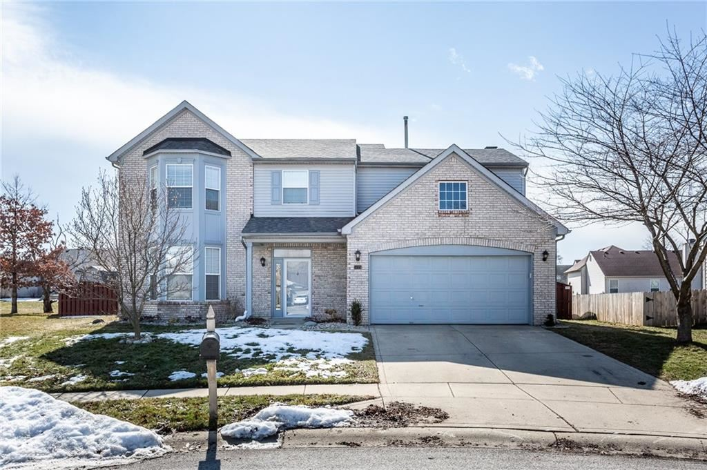 1125 SPRINGWATER Drive, Greenwood, IN 46143 - #: 21768978