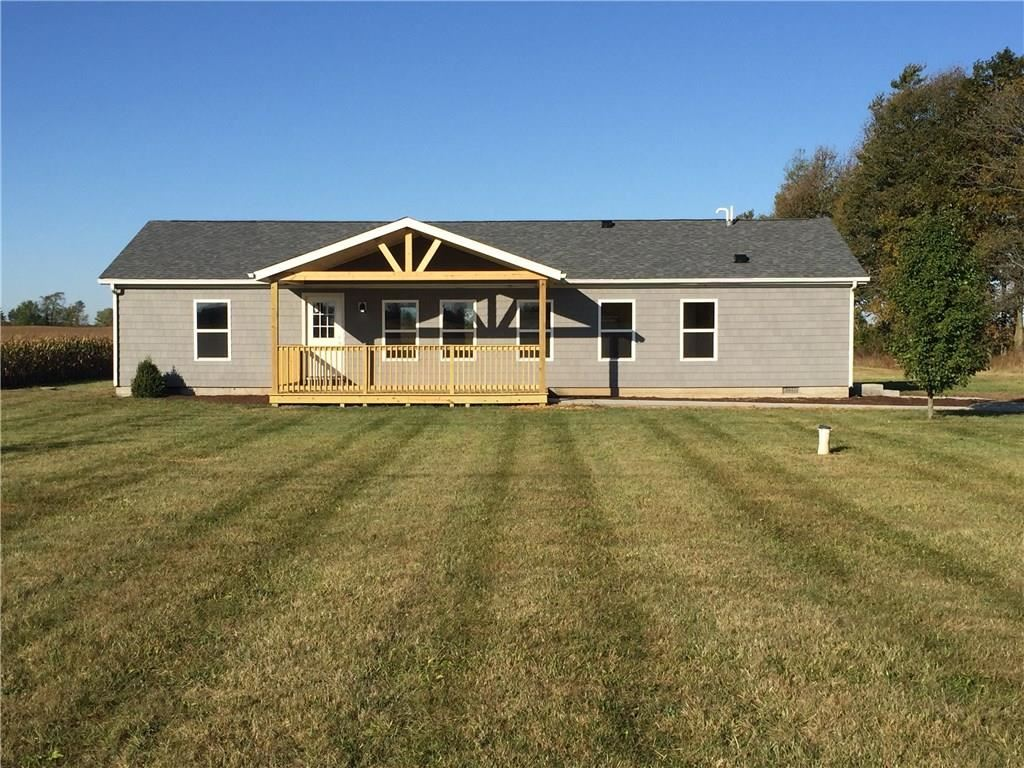 3261 South County Road 600 W, New Castle, IN 47362 - #: 21674979