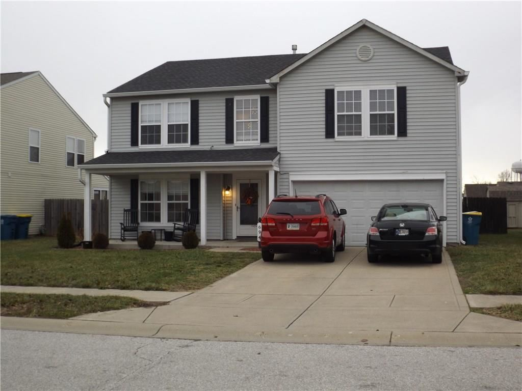 694 Country Gate Drive, New Whiteland, IN 46184 - #: 21684979