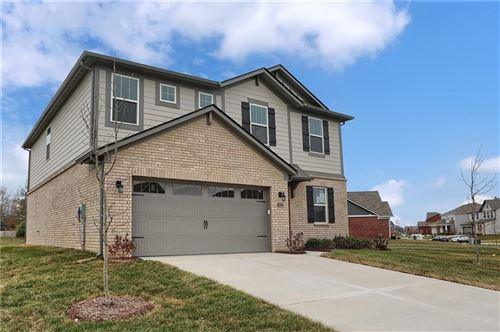 Photo of 9747 Sonnette Circle, Fishers, IN 46040 (MLS # 21686980)