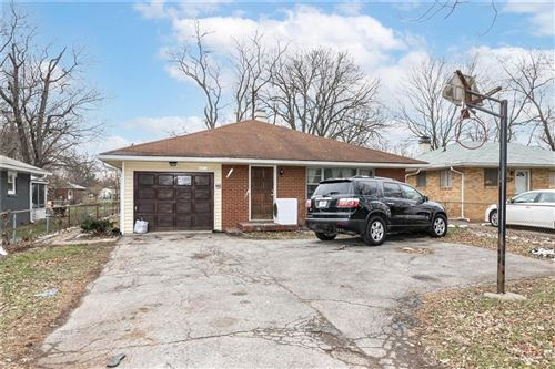 Photo of 4051 North GRAND Avenue, Indianapolis, IN 46226 (MLS # 21756980)