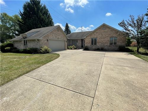 Photo of 899 Sycamore Street, Brownsburg, IN 46112 (MLS # 21808980)