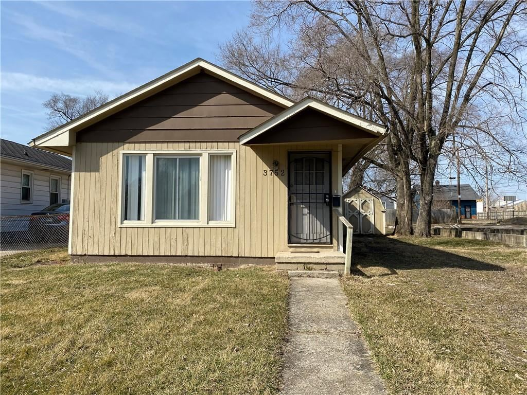 Photo of 3752 KINNEAR Avenue, Indianapolis, IN 46218 (MLS # 21776980)
