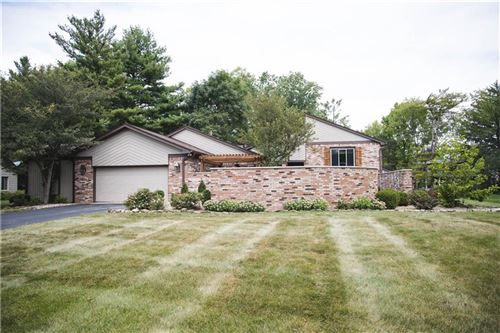 Photo of 5401 Greenwillow Road, Indianapolis, IN 46226 (MLS # 21735981)