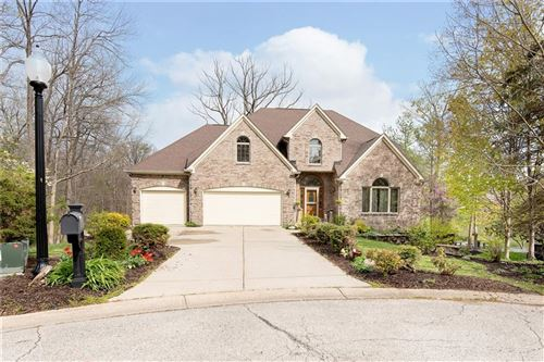 Photo of 4709 Ashwood Court, Zionsville, IN 46077 (MLS # 21777981)
