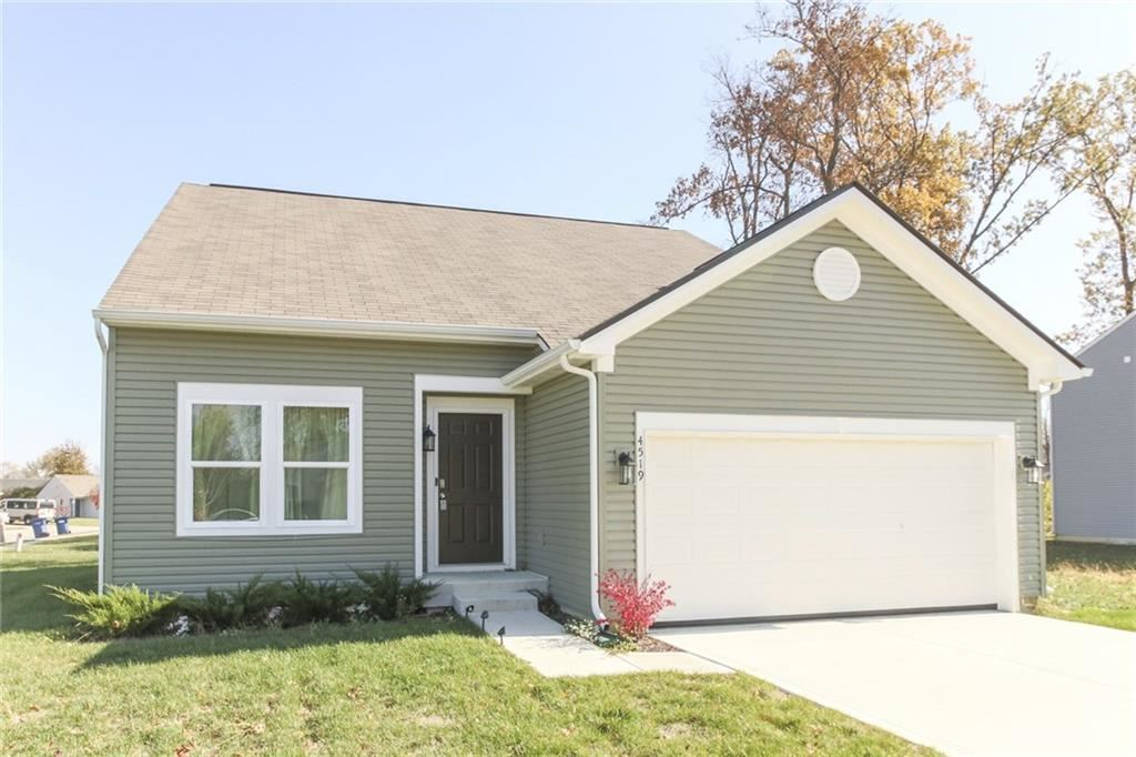 4519 Redhaven Drive, Indianapolis, IN 46235 - #: 21679981