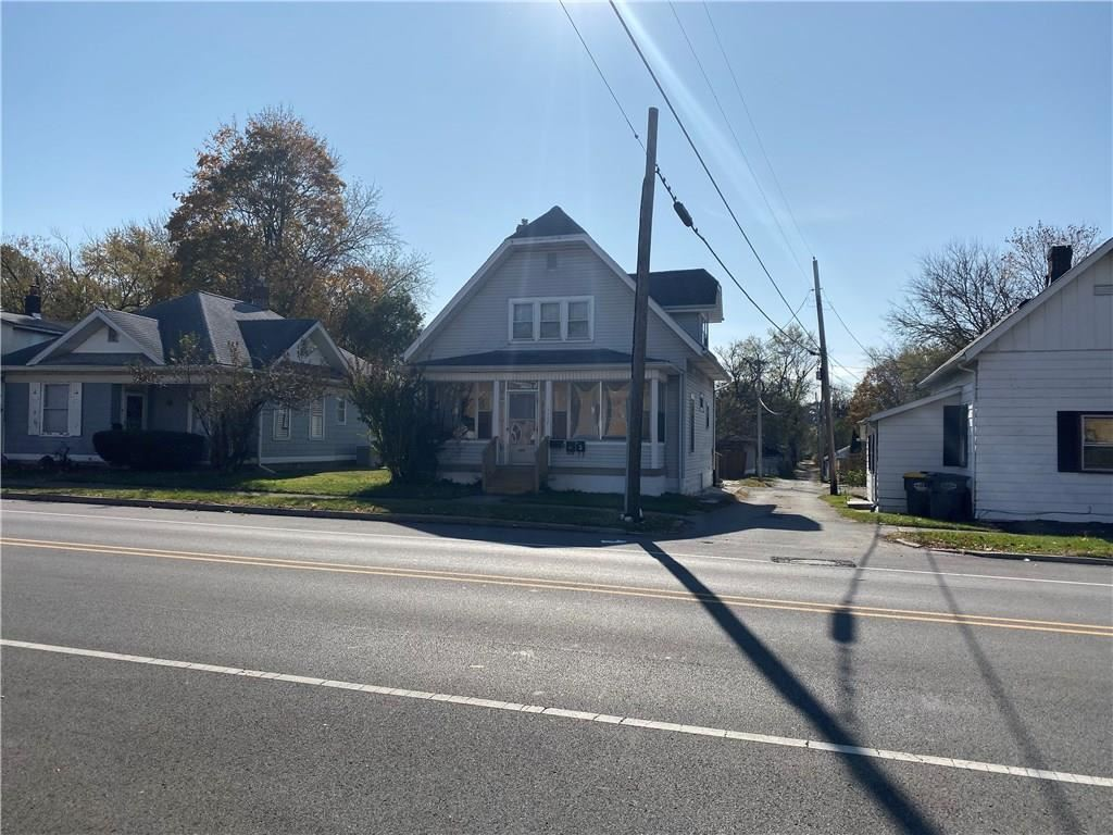 1117 East 8th Street, Anderson, IN 46012 - #: 21680981