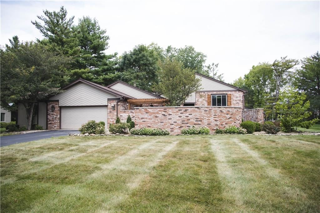 5401 Greenwillow Road, Indianapolis, IN 46226 - #: 21735981