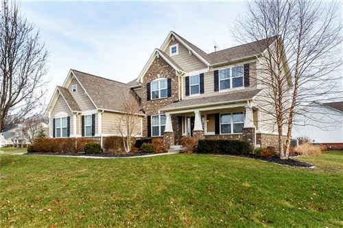 Photo of 2517 Boylston Court, Zionsville, IN 46077 (MLS # 21685982)