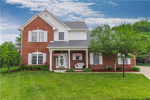 Photo of 8204 STONEY BEND Circle, Indianapolis, IN 46259 (MLS # 21714982)