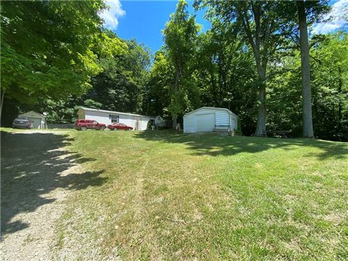 Photo of 1609 South County Road 450 W, Greencastle, IN 46135 (MLS # 21720982)