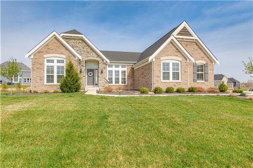 Photo of 1456 Lank Court, Greenwood, IN 46143 (MLS # 21776982)