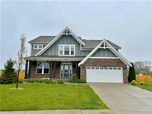 Photo of 8752 Buttonbush Circle, Plainfield, IN 46168 (MLS # 21783983)