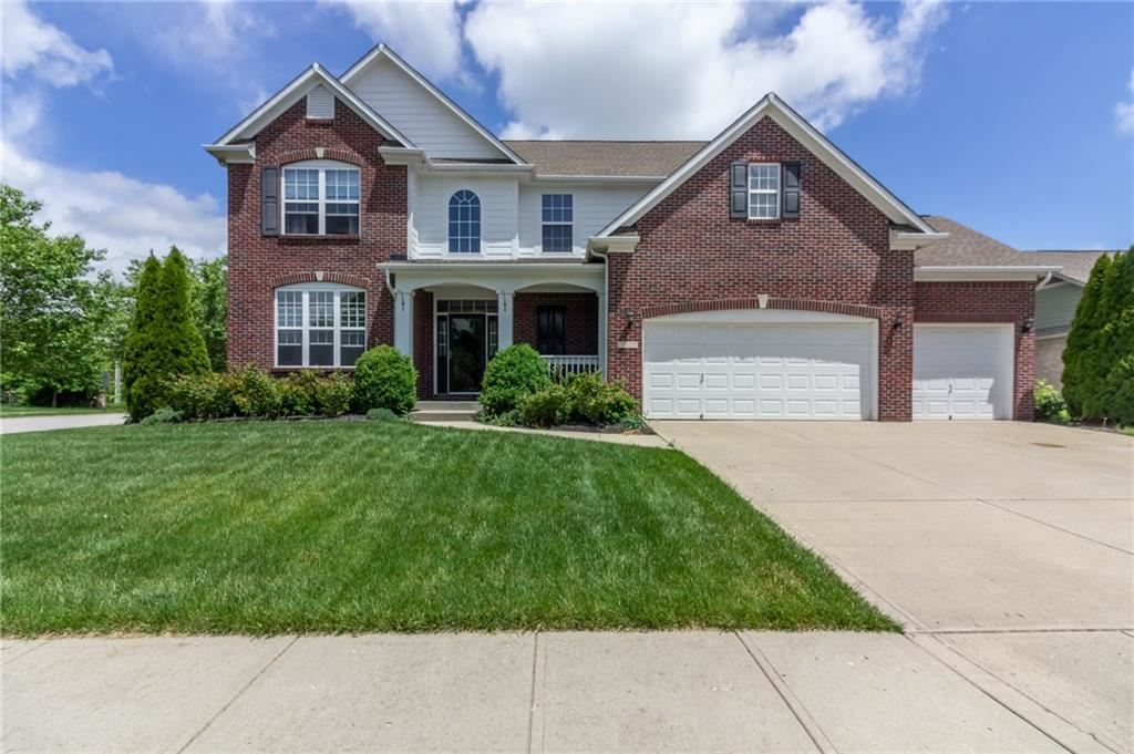 5021 Oak Farm Drive, Indianapolis, IN 46237 - #: 21711983