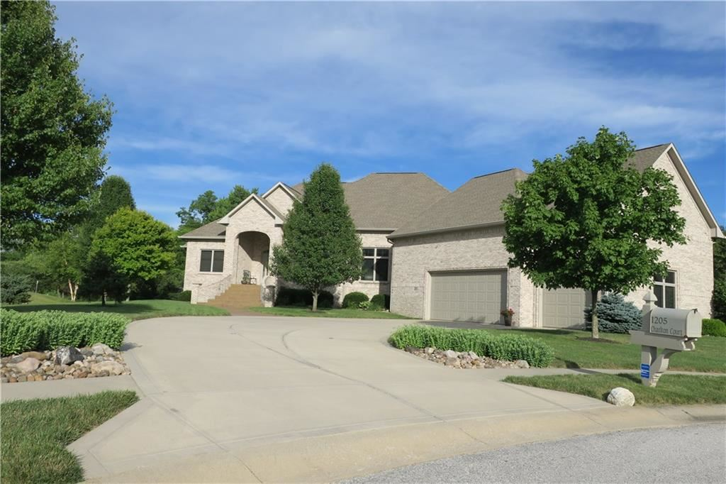 Photo of 1205 Charlton Court, Danville, IN 46122 (MLS # 21724984)