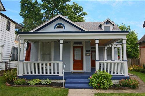 Photo of 718 LEXINGTON Avenue, Indianapolis, IN 46203 (MLS # 21730985)