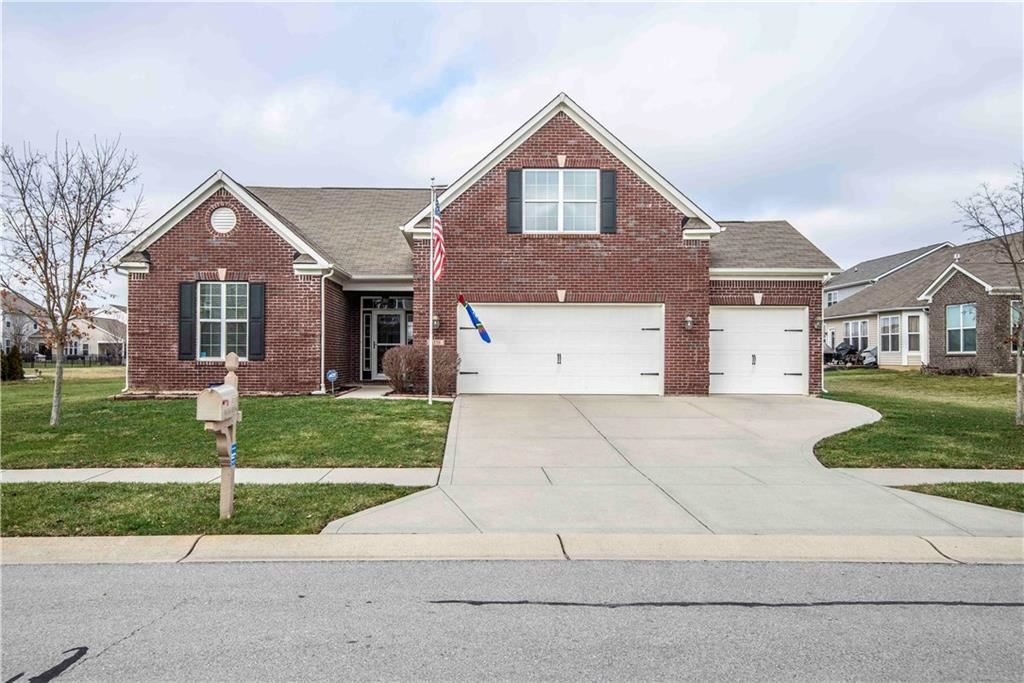6558 Deer Hill Drive, McCordsville, IN 46055 - #: 21689985