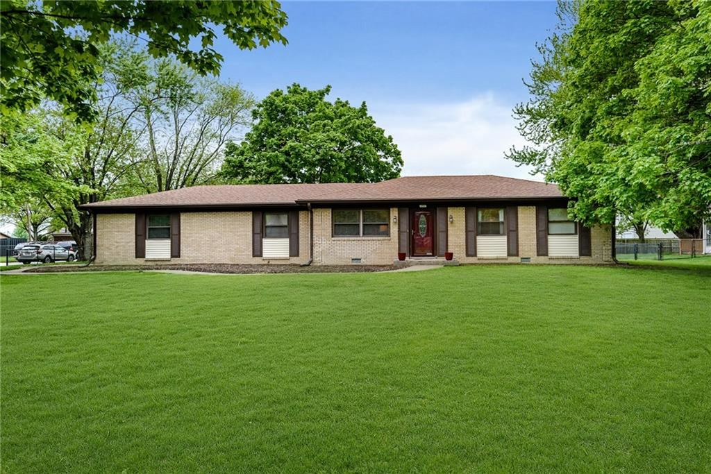 202 Rainbow Boulevard, Indianapolis, IN 46234 - #: 21710985