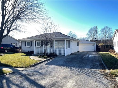 Photo of 806 South Patterson Street, Lebanon, IN 46052 (MLS # 21762986)