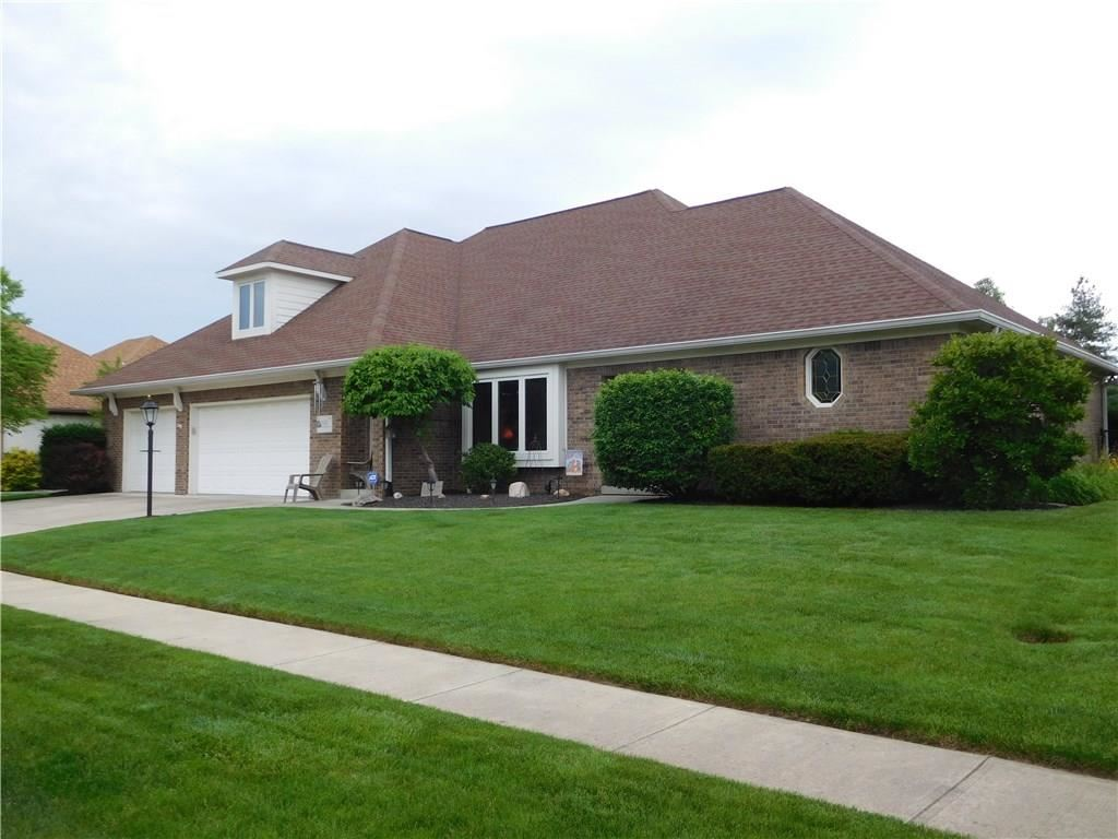 7425 Rooses Drive, Indianapolis, IN 46217 - #: 21714987