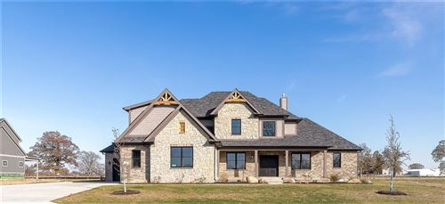 Photo of 7045 North Lakeshore Drive, Greenfield, IN 46140 (MLS # 21623988)