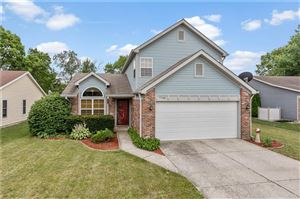 Photo of 7749 Wind Run, Indianapolis, IN 46256 (MLS # 21655988)