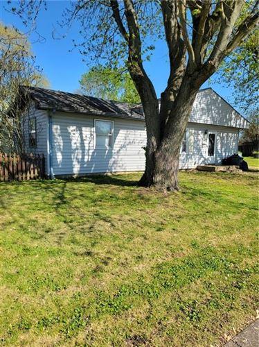 Photo of 639 South Harriet Street, Martinsville, IN 46151 (MLS # 21781988)