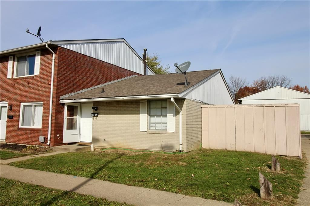 4042 GATEWAY Court, Indianapolis, IN 46254 - #: 21679988