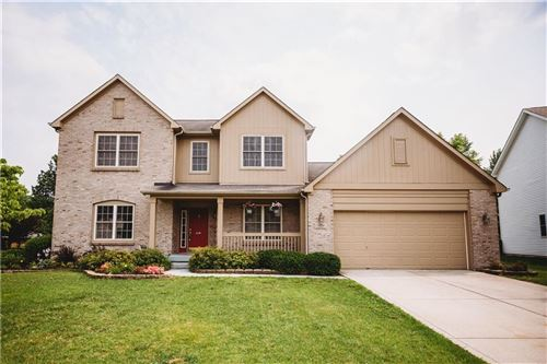 Photo of 7829 Highland Meadows Drive, Brownsburg, IN 46112 (MLS # 21800989)