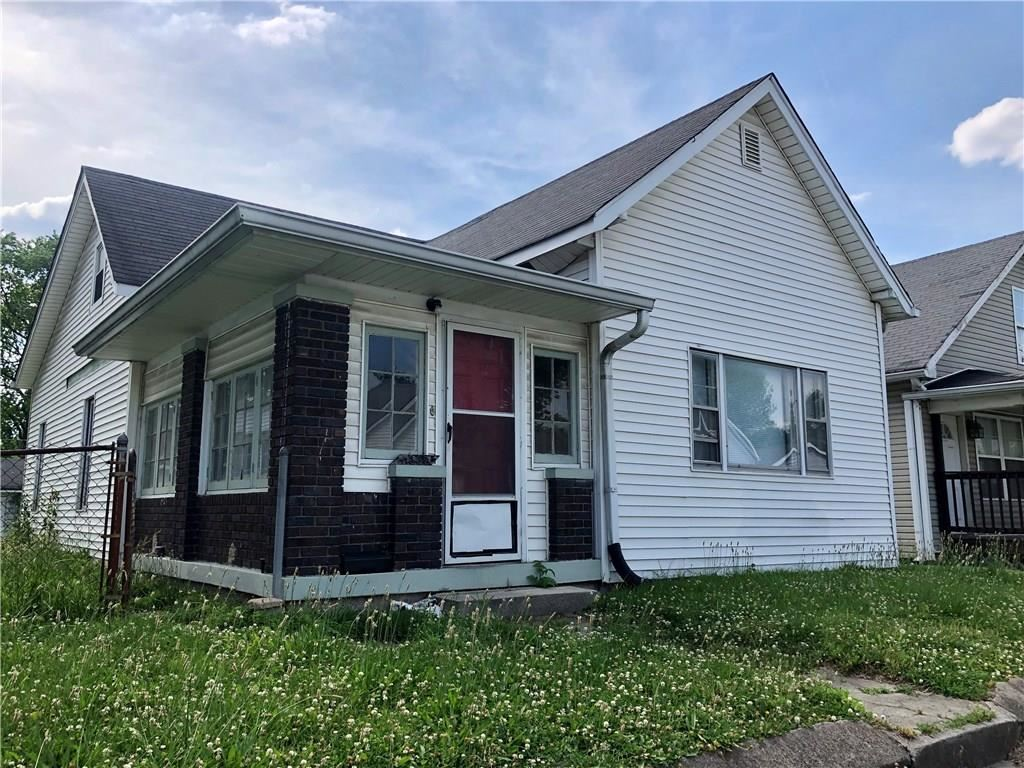 1332 Lee Street, Indianapolis, IN 46221 - #: 21719989