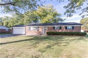 Photo of 4824 South Franklin, Indianapolis, IN 46239 (MLS # 21674990)
