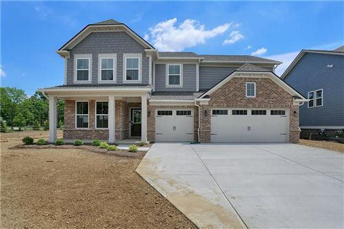 Photo of 6953 Collisi Place, Brownsburg, IN 46112 (MLS # 21698990)