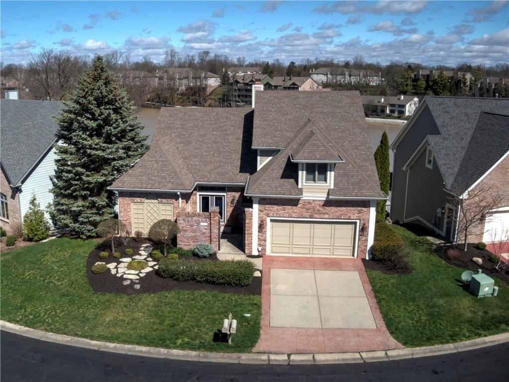 11396 Bayhill Way, Indianapolis, IN 46236 - #: 21702990