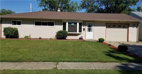 Photo of 4835 Karen Drive, Indianapolis, IN 46226 (MLS # 21729991)