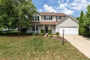 Photo of 13840 Barnett Place, Fishers, IN 46038 (MLS # 21750991)