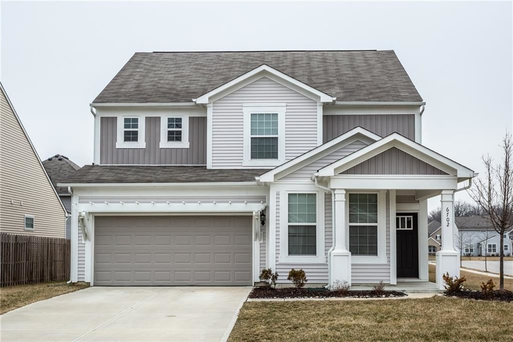 6702 Shooting Star Drive, Whitestown, IN 46075 - #: 21694991