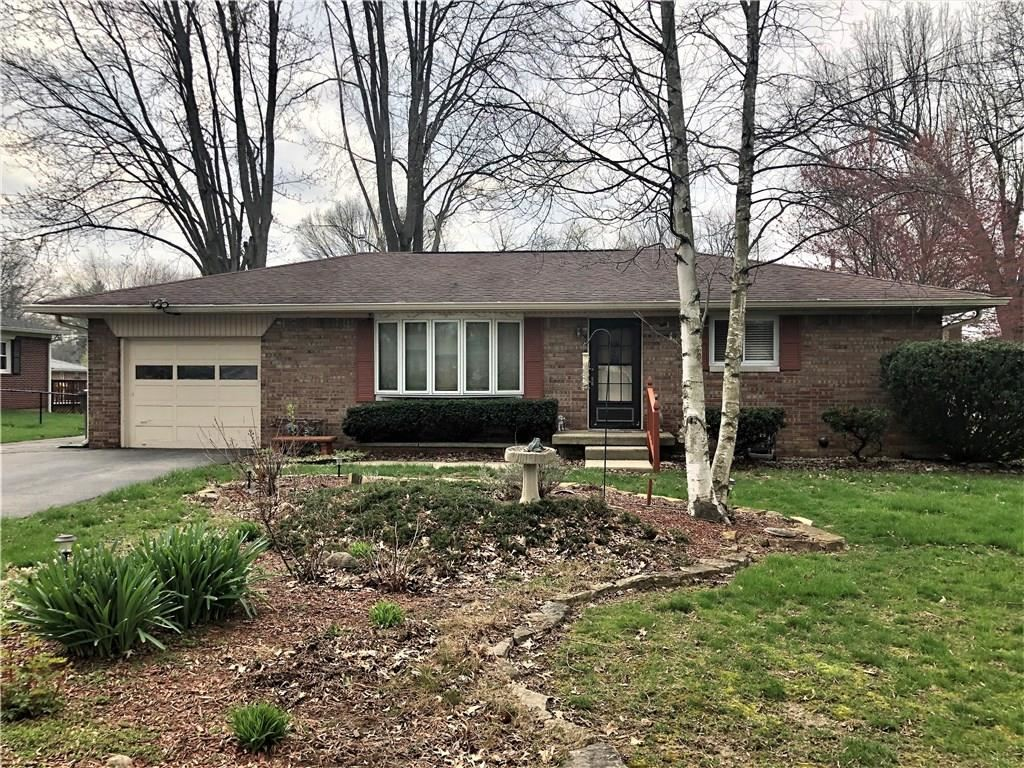 2415 Fairhope Drive, Indianapolis, IN 46227 - #: 21703991