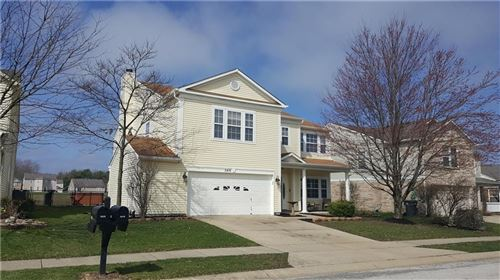 Photo of 5416 FLOATING LEAF Drive, Indianapolis, IN 46237 (MLS # 21699992)