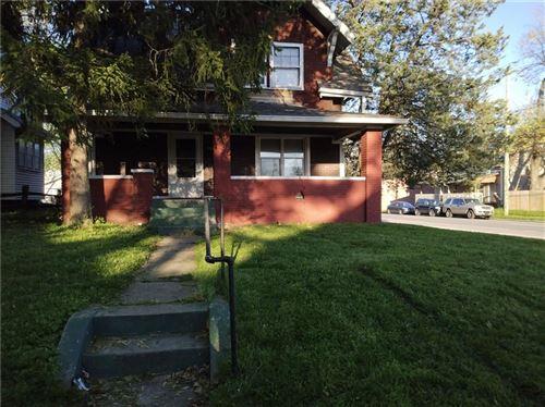 Photo of 501-503 North Dequincy Street, Indianapolis, IN 46201 (MLS # 21783992)