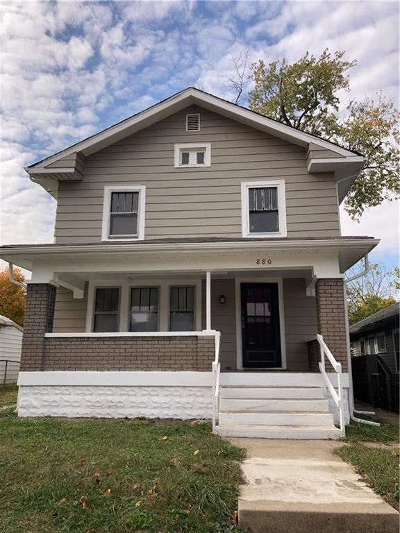 880 North Gladstone Avenue, Indianapolis, IN 46201 - #: 21746992