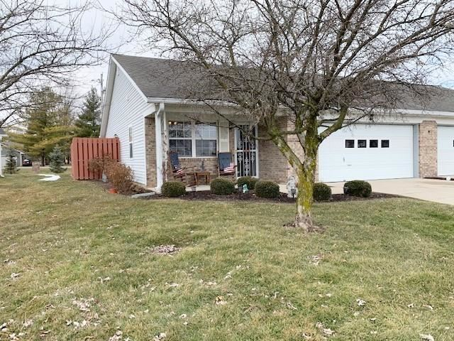 1346 North Apple Blossom Lane, Greenfield, IN 46140 - #: 21767992