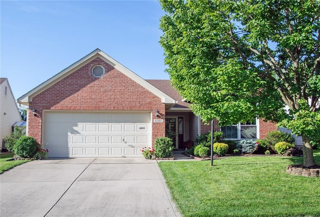 Photo of 6083 WHITE BIRCH Drive, Fishers, IN 46038 (MLS # 21687993)