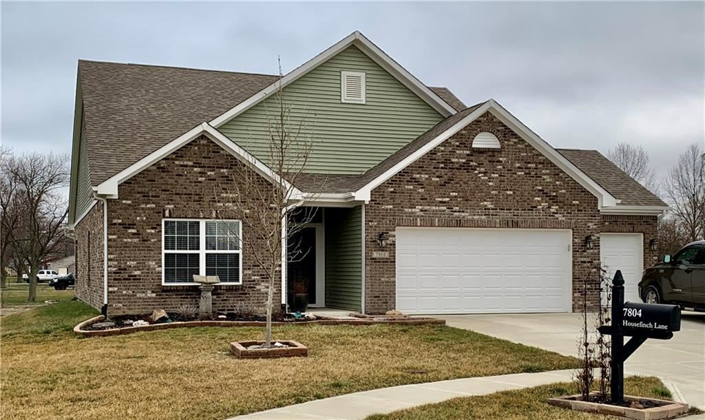 7804 Housefinch Lane, Indianapolis, IN 46239 - #: 21701993