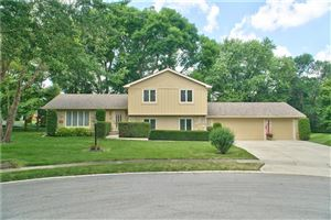 Photo of 742 Poplar Byrd, Carmel, IN 46032 (MLS # 21653994)
